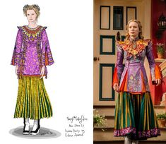 I've adored Colleen atwood's designs since I was in fashion school! Colleen Atwood, Theatre Costumes, Movie Costumes, Costume Design Sketch, Chesire Cat, Wonderland Costumes, Art Costume, Woman Movie, Historical Clothing