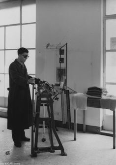 Laboratorio maglieria - 1956