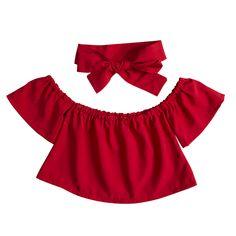 Girl Firefighter Theme Set One Piece Fireman Applique Romper and FancyHeadband Ruffle Skirt