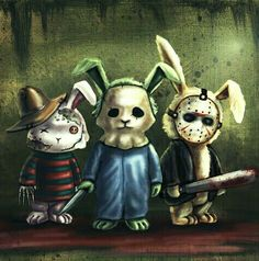 Horror Bunnies