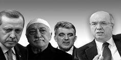 Fehmi Koru: 17 Aralık'ın ardından Erdoğan ve Gül gizli tüneli kullanıp bir araya geldi - Haber, Haberler, Son Dakika Haberler | Haber Fedai