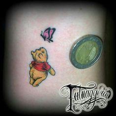 Tattoo winnie the pooh