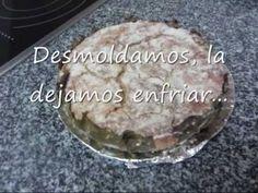 Pan de brona gallego. Pan de maiz. Pan de millo. - YouTube