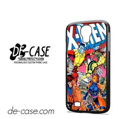 X Men Comic Cover DEAL-12105 Samsung Phonecase Cover For Samsung Galaxy S4 / S4 Mini