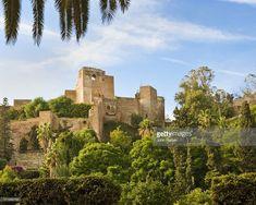 Alcazaba, Malaga, Andulucia, Spain