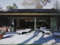 Case Study House #20 - Richard Neutra