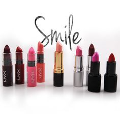 Smile - All you need is a little Lipstick - iGlow.no