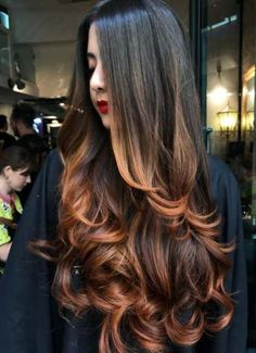 Are you going to balayage hair for the first time and know nothing about this technique? We've gathered everything you need to know about balayage, check! Long Face Hairstyles, Haircuts For Long Hair, Long Curly Hair, Long Hair Cuts, Straight Hairstyles, Curly Hair Styles, Haircut Short, Diy Haircut, Fall Hairstyles