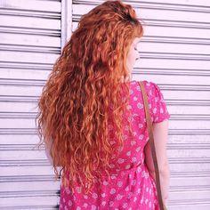Dicas e relatos de quem tem o cabelo ondulado e com cachos, como é o dia a dia e os cuidados que tem que ter com o cabelo