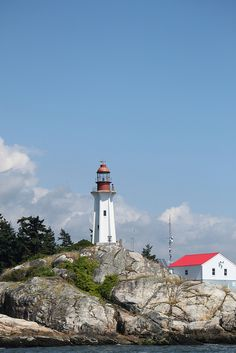 Lighthouse Park, British Colombia