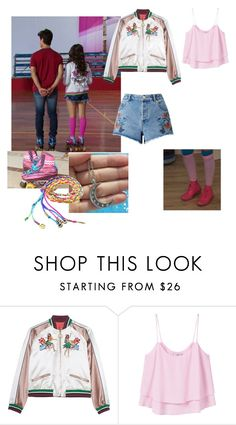 """""""soy luna luna"""" by maria-look on Polyvore featuring MANGO and Miss Selfridge"""