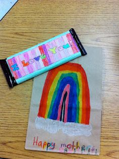 Mother's Day Candy Bar Wrapper