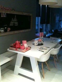 Eet En Salon Tafel.37 Best Eet Tafel Images Dinning Table Dining Rooms Table Chairs