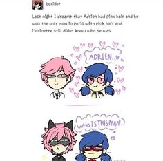 BUT THIS IS EXACTLY WHAT WOULD HAPPEN. #MiraculousLadybug