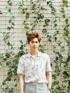 You changed me, Suho. -Hera Completed story but on revisi. Baekhyun Chanyeol, Exo Ot9, Kpop Exo, Kris Wu, Luhan And Kris, Boy Boy, K Pop, Kim Joon Myeon, Exo Official