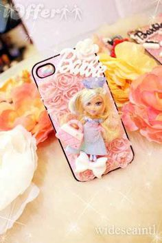 New Bling Crystal Fashion Doll iPhone 4/4s Case #8    $38.99 usd