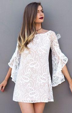Super Ideas For Style Elegant Outfit Dresses Elegant, Elegant Outfit, Women's Dresses, Simple Dresses, Pretty Dresses, Beautiful Dresses, Dress Outfits, Casual Dresses, Short Dresses