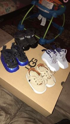 Someone searched for: newborn baby sneakers! , look up thousands of made by hand, vintage, and one associated with a level products and items related to your seek. Baby Boy Swag, Cute Baby Boy, Cute Baby Shoes, Baby Boy Shoes, Toddler Boy Outfits, Baby Kids Clothes, Baby Chanel, Luxury Baby Clothes, Black Baby Girls