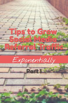 Part Tips to grow website traffic using social media exponentially Twitter For Business, Using Facebook For Business, How To Use Facebook, Pinterest For Business, Start Up Business, Facebook Marketing Strategy, Marketing Goals, Social Media Marketing, Marketing Ideas