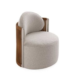 Luxury Living Group   THEA LOUNGE ARMCHAIR Diy Projects For Beginners, Diy Chicken Coop, Furniture Collection, Luxury Living, Tub Chair, Luxury Furniture, Outdoor Gardens, Fendi, Accent Chairs