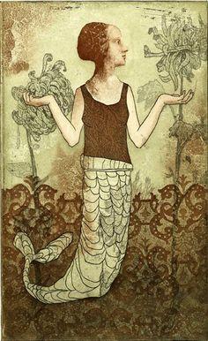 Piia Lehti: Merenneito / Mermaid, 2009