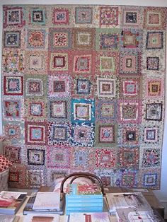 Gorgeous Liberty Print Quilt