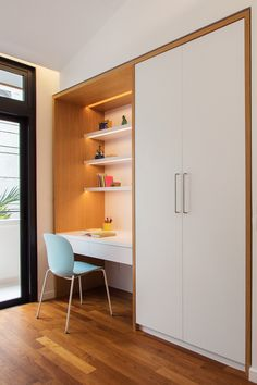 Small Room Design Bedroom, Study Room Design, Study Room Decor, Bedroom Cupboard Designs, Bedroom Closet Design, Bedroom Furniture Design, Home Room Design, Room Ideas Bedroom, Kids Bedroom Designs