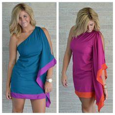Dubai Dress, 2 Colors