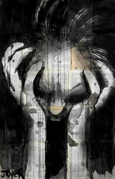 visceral by Loui Jover