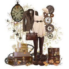 Steampunk Business Casual