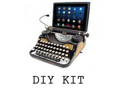 DIY Conversion Kit by USB Typewriter