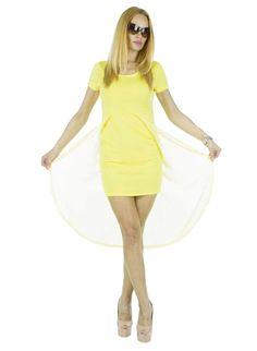 Rochie Dama Bombo  Rochie dama din material lejer. Acest model poate fi purtat cu usurinta la diferite evenimente.  Detaliu - plasa la spate.     Latime: 36cm  Lungime fata: 77cm  Lungime totala: 111cm  Compozitie: 95%Bumbac, 5%Elasten Bodycon Dress, Model, Dresses, Fashion, Bombshells, Vestidos, Moda, Body Con