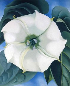 Georgia O'Keeffe | Abstract painter | Tutt'Art@ | Pittura • Scultura • Poesia • Musica
