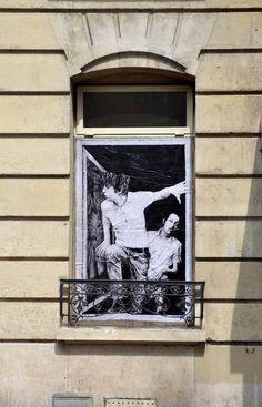 Jeu de dupes – Le Street Art de l'artiste français Levalet | Ufunk.net