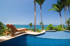 Casa Cascada - San Pancho, Mexico - 4 bedroom fully staffed luxury ocean view villa - For information and reservations click here: http://www.sanpanchorentals.com/4bedroom/casa_cascada.html