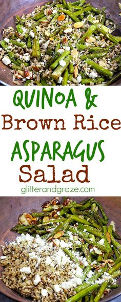 Quinoa and Brown Ric