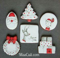 Cookies paint