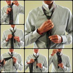All Guys! wikiHow to Tie a Windsor Tie!