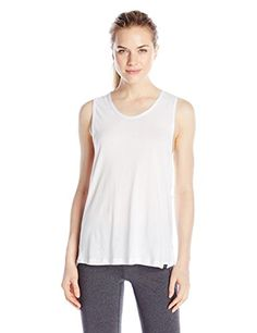 c3b8463dfa KORAL Womens Web Tank White Small    Details can be found by clicking on  the image. Fashion