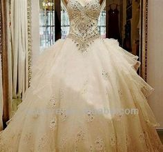 Awesome wedding dresses sweetheart neckline ball gown bling 2017-2018 Check more at http://24myfashion.com/2016/wedding-dresses-sweetheart-neckline-ball-gown-bling-2017-2018/