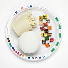 The Plate Project from @Food & Wine. Artists sketch predictions of what we'll be eating in 35 years.