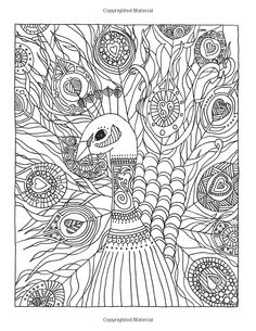 Amazon Simply Pen Tangled A Coloring Book Of Patterned Pictures 9780983671992
