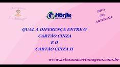 CARTÃO CINZA H