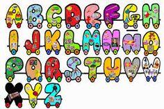 Resultado de imagen para el  abecedario para niños