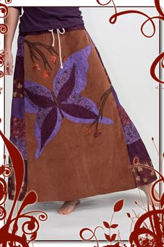 Custom Handmade Skirts | designer, hippie style, patchwork, original
