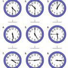 This telling time worksheet pack contains 12 total worksheets with answer sheets. Students read the clocks and put the answer in the answer field b...