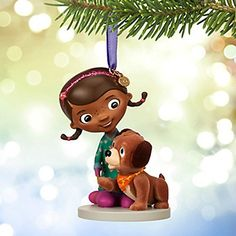 Disney Doc McStuffins and Findo Sketchbook Ornament -- Check this awesome product by going to the link at the image.