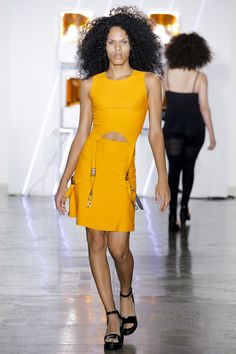 Chromat Spring 2017 Ready-to-Wear Collection Photos - Vogue
