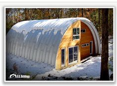 Quonset Hut Buildings factory direct from U.S. Buildings