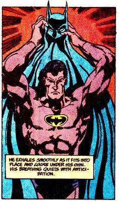 Bruce Wayne by Jim Aparo & Mike Decarlo